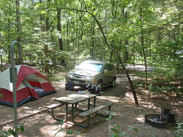 Brandywine Recreation Area Hike