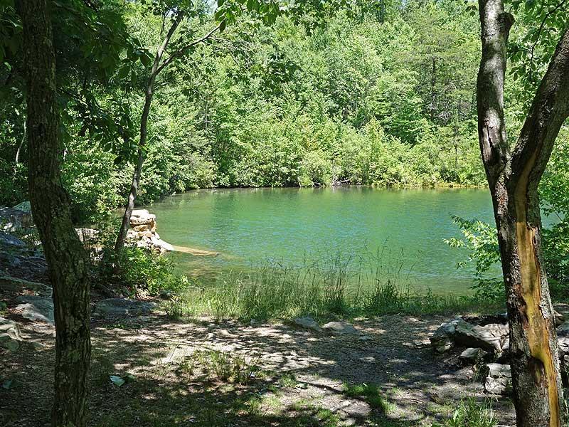 Emerald Pond Hike