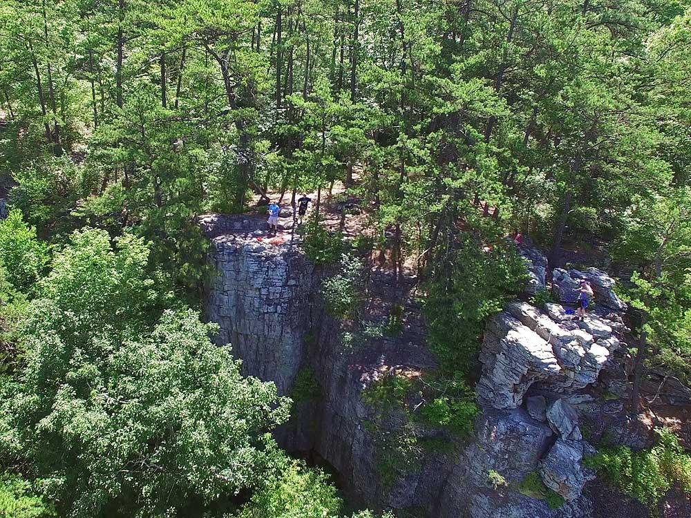 Hidden Rocks Hike