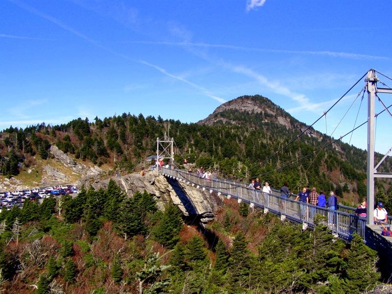 Grandfather Mountain/Daniel Boone Hike