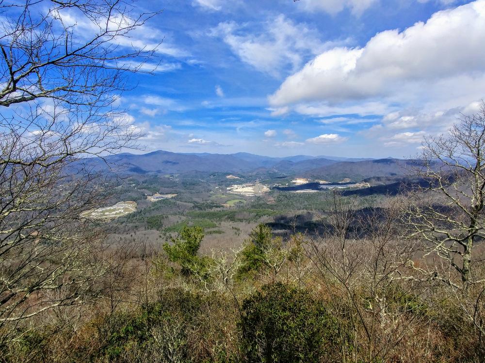 Little Table Rock Mountain Hike