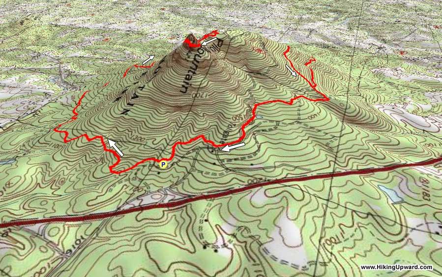 Pilot Mountain Hike