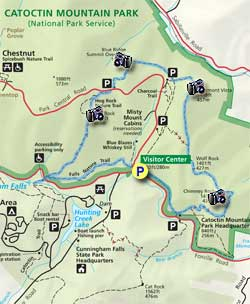 Catoctin Mountain Park Hike on