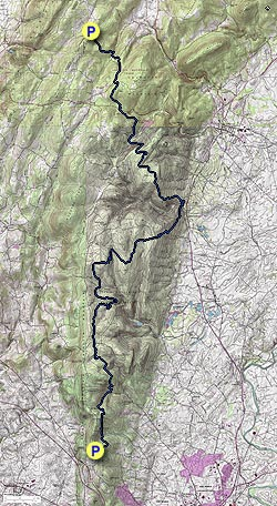 Catoctin Trail Hike on