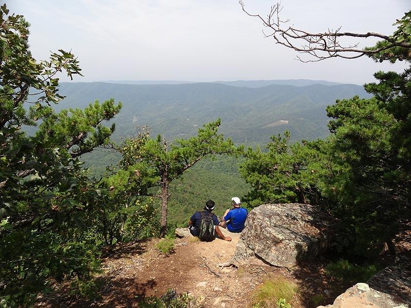 House mountain hike for House mountain