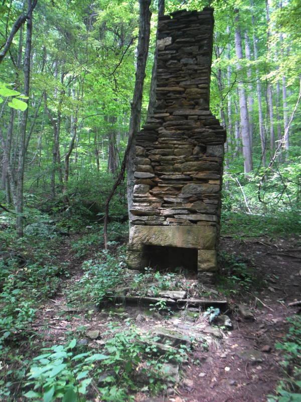 Rock Castle Gorge Hike