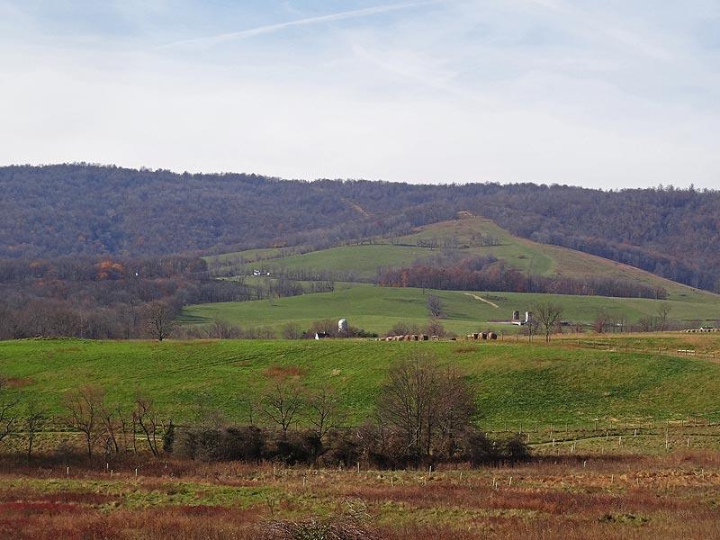 Sky Meadows Farms Hike