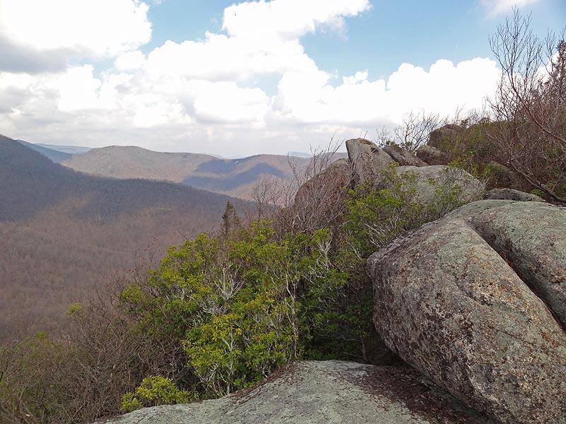 Bear Church Rock Hike