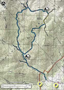 Catlett Mountain Hike on columbia river gorge national scenic area map, cowans gap state park map, shenandoah valley map, the catskill mountains map, denali national park and preserve map, new river state park trail map, harpers ferry hiking trail map, sleeping bear dunes national lakeshore map, pine grove furnace state park map, redwood national and state parks map, virginia map, yosemite national park trail map, shenandoah river map, poinsett state park map, sequoia national park map, skyline drive map, kings canyon national park map, george washington national forest map, katmai national park and preserve map, cuyahoga valley national park map,