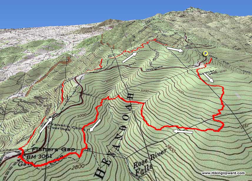 Hawksbill Franklin Cliffs Hike
