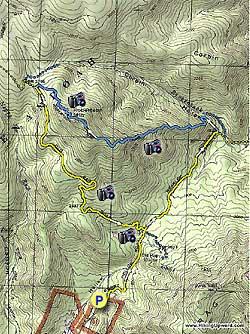 Robertson Mountain Hike