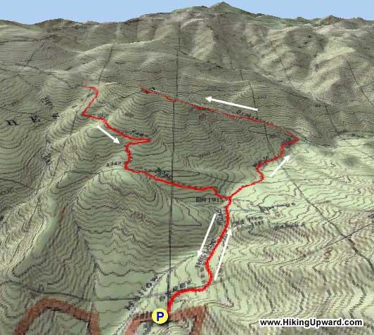 Hiking Old Rag Tips: Robertson Mountain Hike