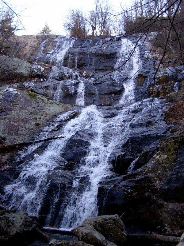 Crabtree Falls Spy Rock Hike