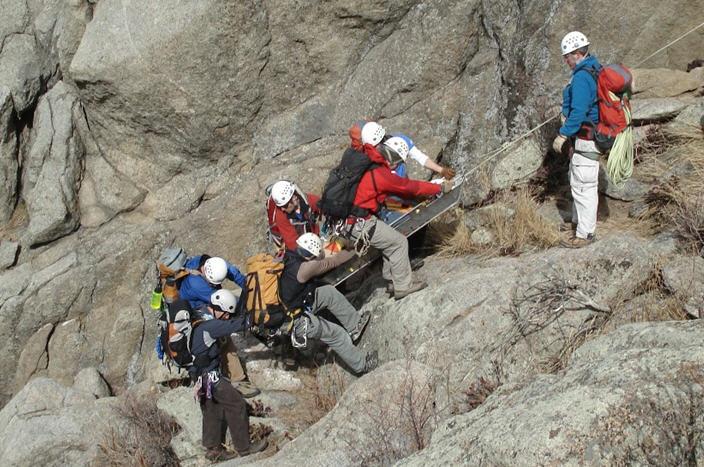 Blue Ridge Mountain Rescue Group - Sweet Tiny Teen